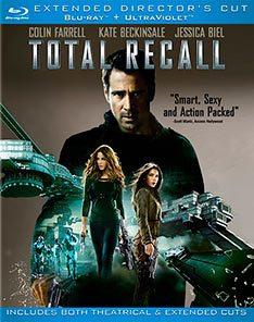 Buy Total Recall Blu Ray at Amazon